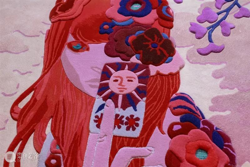 DnA SHENZHEN 在展 |  James Jean首件艺术挂毯《Sun Tarot 太阳塔罗牌》 DnA SHENZHEN 太阳 Tarot Jean首件艺术挂毯 塔罗牌 设计与艺术博览会 地点 深圳 艺术 崇真艺客