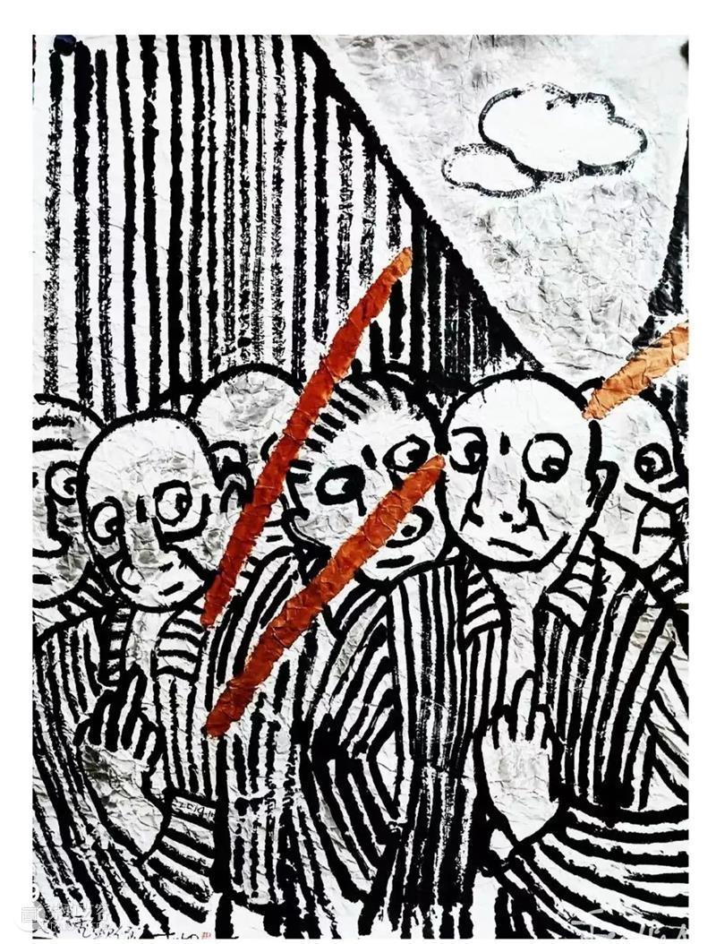 太和展览   时代众生相——老倔水墨作品展 水墨 作品展 时代 太和 众生相 嘉宾 策展人 贾廷峰 时间 地点 崇真艺客