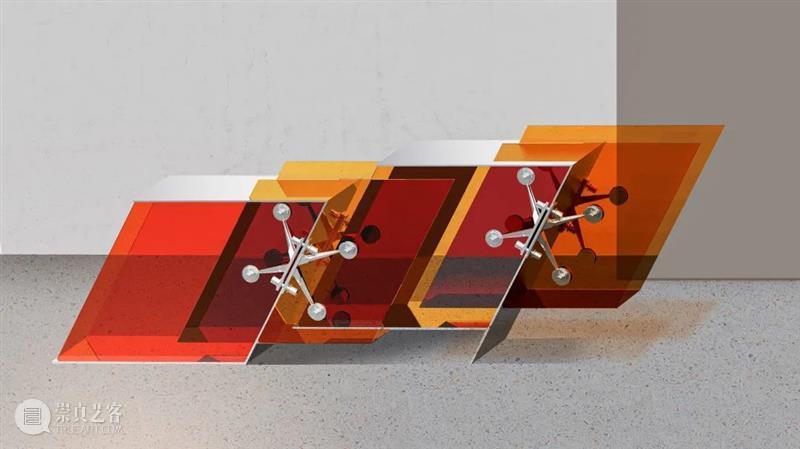 DnA SHENZHEN 在展 |共代谢工作室最新艺术项目《位移》 DnA SHENZHEN 艺术 位移 项目 |共代谢工作室 设计与艺术博览会 地点 深圳 城市 崇真艺客
