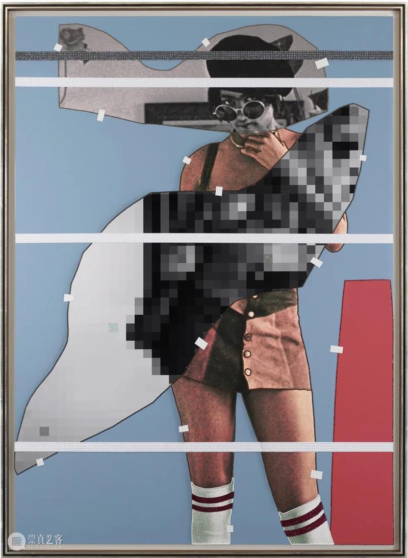 展讯   厉蔚阁伦敦   米卡琳·托马斯「超越快乐原则」现场视图 厉蔚阁 伦敦 米卡琳 托马 原则 现场 视图 展讯 米卡琳·托马斯 Thomas 崇真艺客