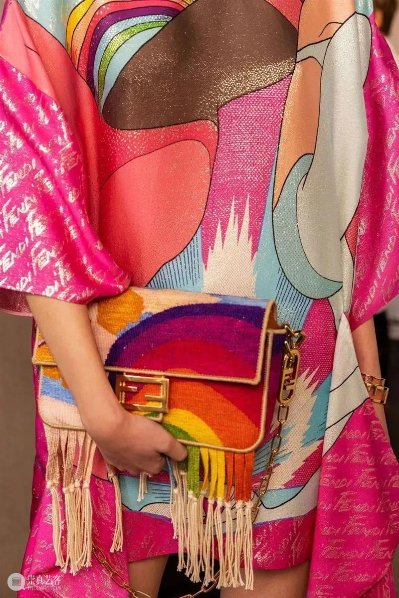 【IFA-时尚资讯】FENDI|2021春夏女装秀 FENDI 春夏 女装 IFA 资讯 系列 发布会 米兰 Jones 之后 崇真艺客