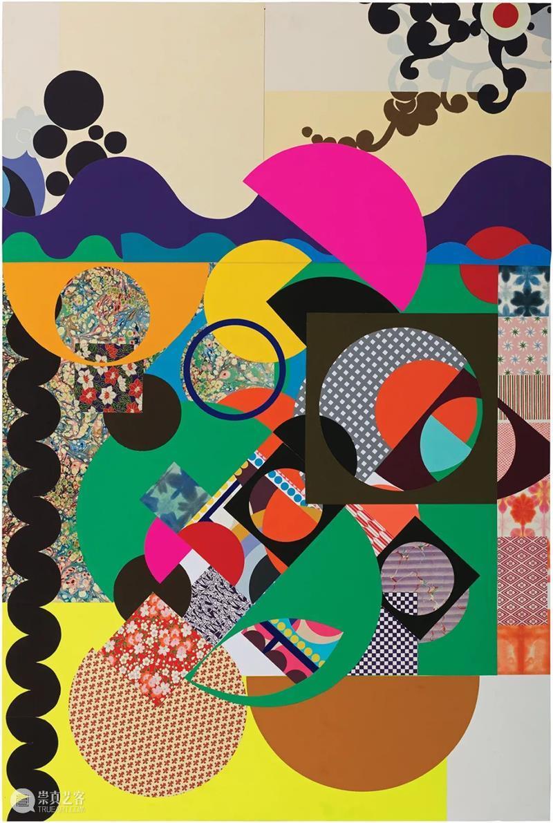 LONG视频   艺术家比亚翠兹·米拉塞斯亲述国内首展 艺术家 比亚翠兹 米拉塞斯 视频 LONG 国内 首展 巴西 Milhazes 中国 崇真艺客