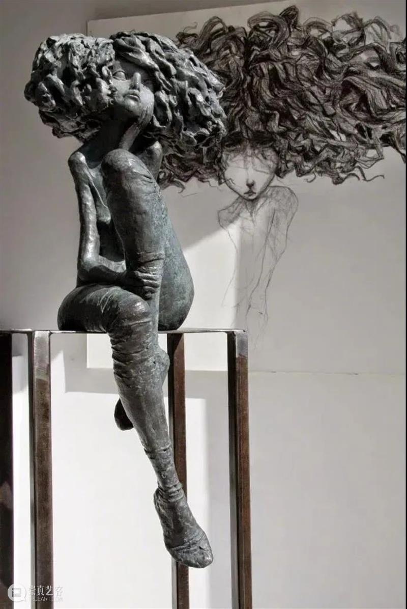 【IFA-艺术赏析】Valérie Hadida   女性将改变和拯救世界 女性 Hadida Valérie IFA 艺术 作品 主角 HadidaValérie Hadida瓦莱丽 哈迪达 崇真艺客