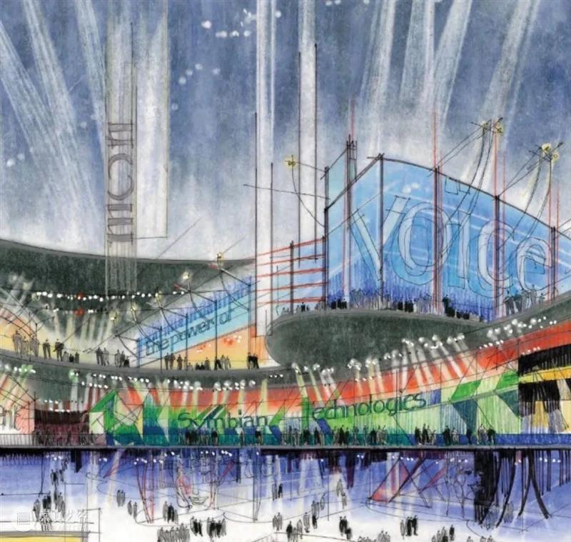 """建筑   世界上最大的球体,在""""MOON""""中实现多场景生活 生活 世界上 球体 MOON 建筑 场景 上方 中国舞台美术学会 右上 星标 崇真艺客"""