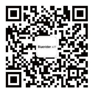 BlueriderDaily Jigang Cao 曹吉冈  蓝騎士 Bluerider ART 崇真艺客