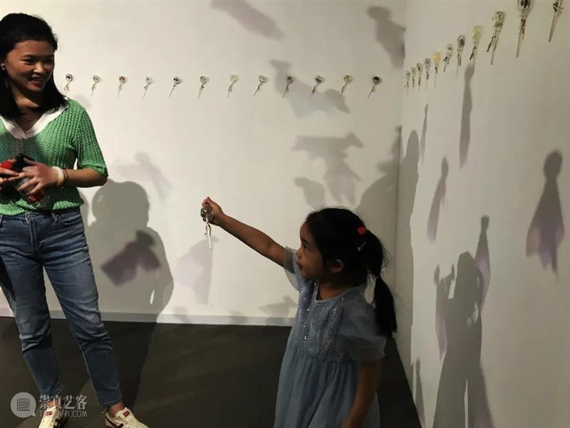 美博美术馆 | 李储会&李随之 · 我的欢乐园,我的失乐园  李储会工作室 崇真艺客