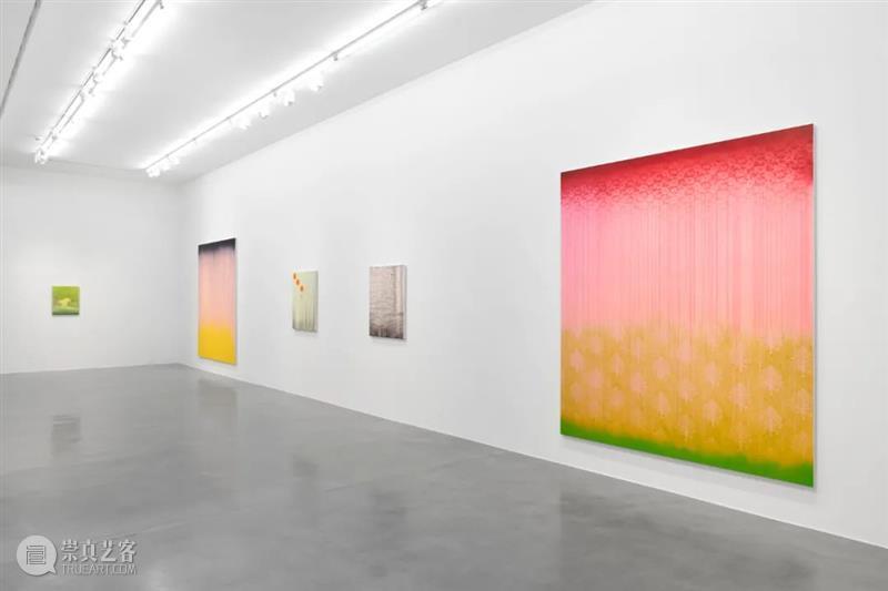 展览现场|雷切尔·霍华德:你有一份新记忆  Simon Lee 画廊 雷切尔·霍华德 记忆 现场 时间 过去 霍华德 绘画 可能性 作品 不确定性 崇真艺客