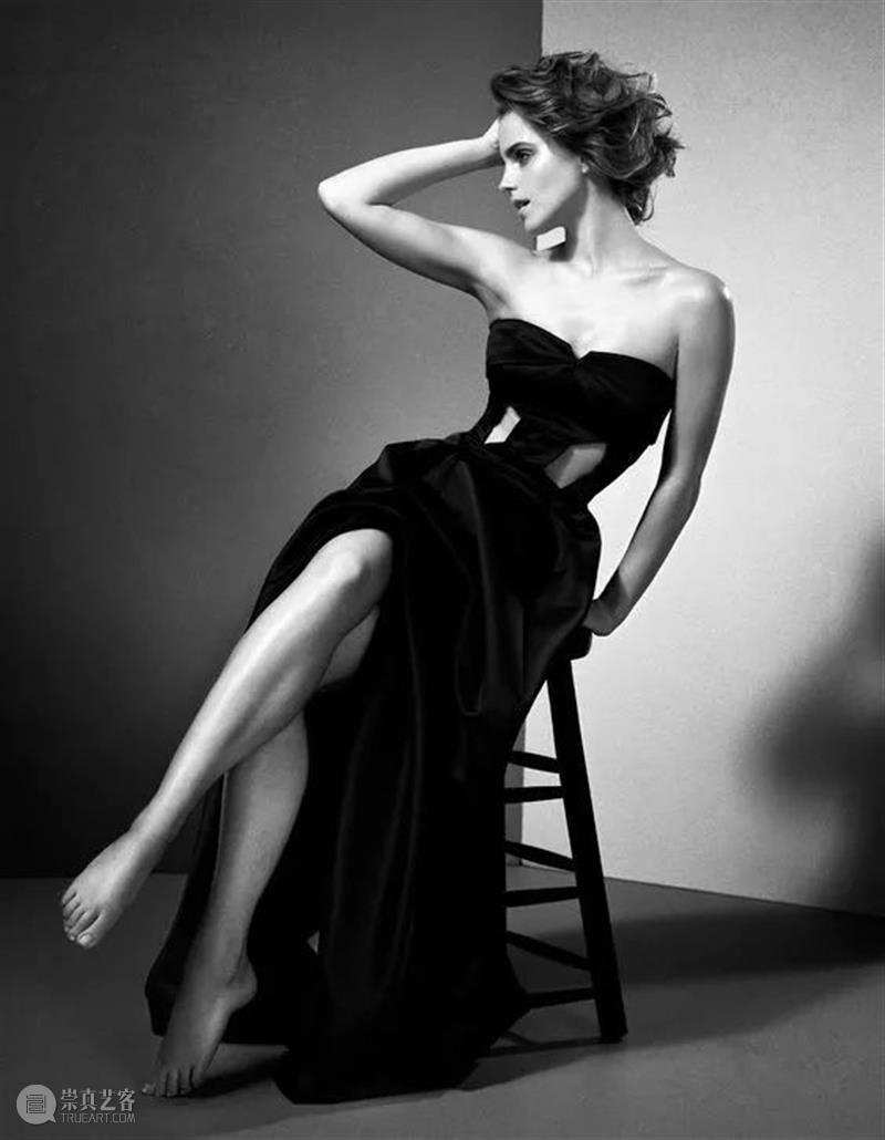100幅经典的女性黑白照,每一幅都美得令人心醉(上)  大督摄影VIP 崇真艺客