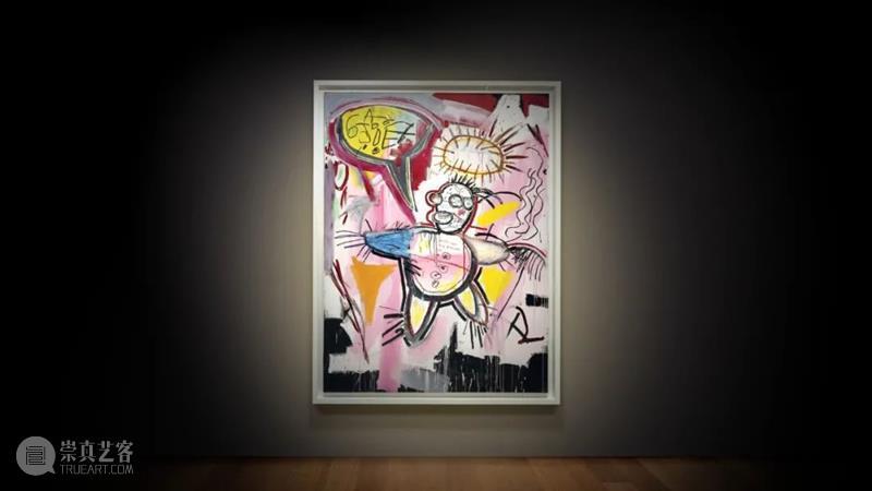 巴斯奇亚1982年破格巨作冲击艺术史!《Donut复仇》将瞩目亮相香港秋拍 视频资讯 佳士得 巴斯奇亚 巨作 香港 Donut复仇 艺术史 Basquiat 亚洲 市场 引领者 早前 崇真艺客