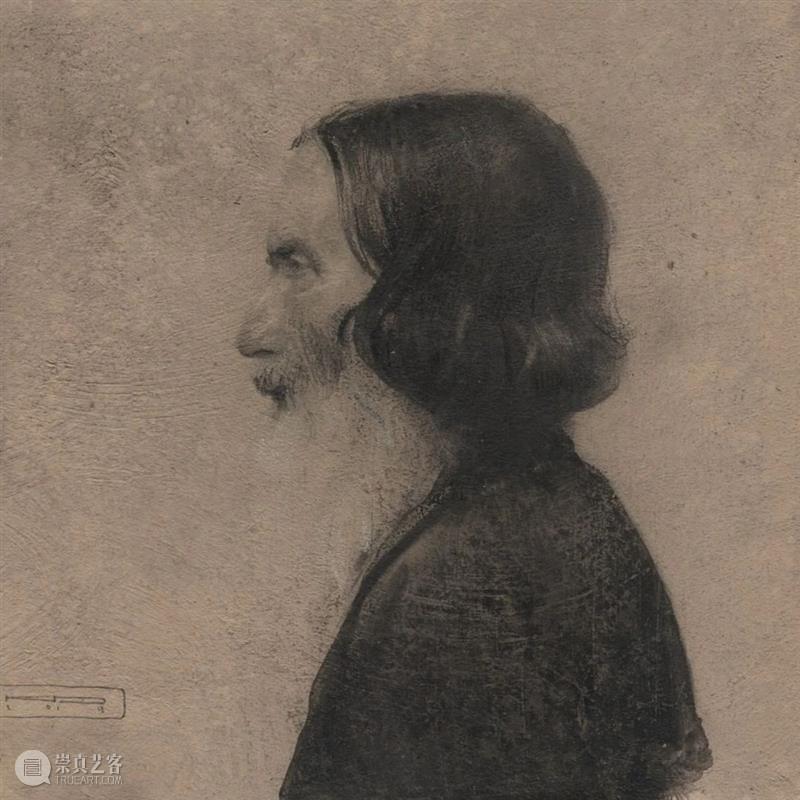 虽然没有夸张的明暗变化,但也能把形体表达到位 !  学美术,看▷ 明暗 形体 END 崇真艺客