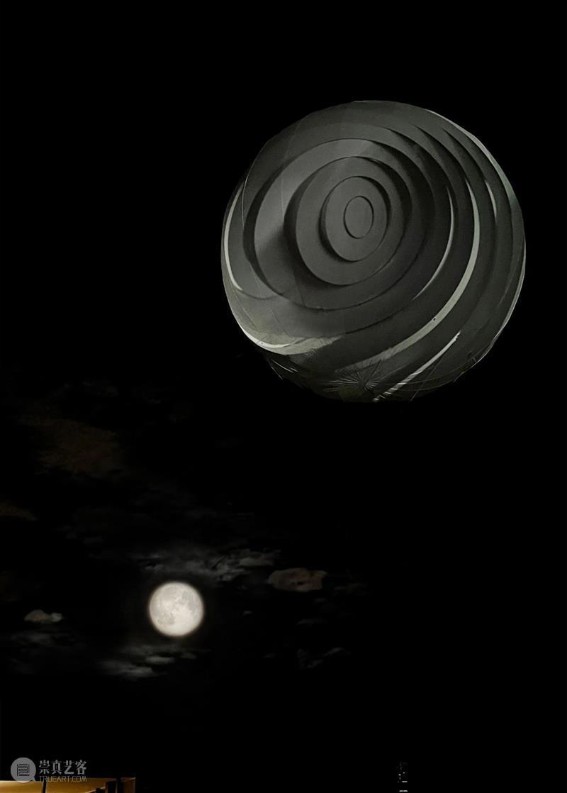 """""""不是月亮""""艺术装置亮相2021北京设计周 视频资讯 MAD建筑事务所 月亮 装置 艺术 北京设计周 本文 微信公众号 MAD建筑事务所 视频 夜晚 古人 崇真艺客"""