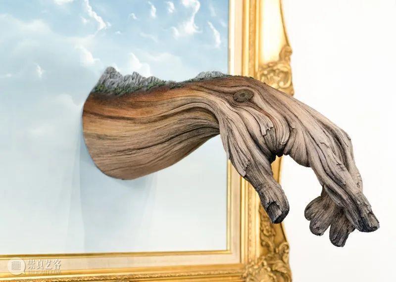 Christopher David White的超现实陶瓷雕塑  中国公共艺术网 雕塑 White 陶瓷 超现实 中国 艺术 CPA 门户 北京中城雕艺术设计院 中国建筑文化中心公共艺术部联合主办 崇真艺客