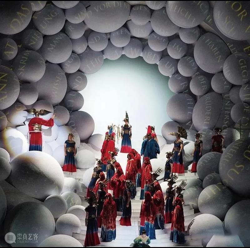灵感   古老采石场内隐藏的露天剧场 竟然上演过这么精彩的《魔笛》  中国舞台美术学会 石场 露天剧场 魔笛 灵感 上方 中国舞台美术学会 右上 星标 本文 蜥蜴 崇真艺客