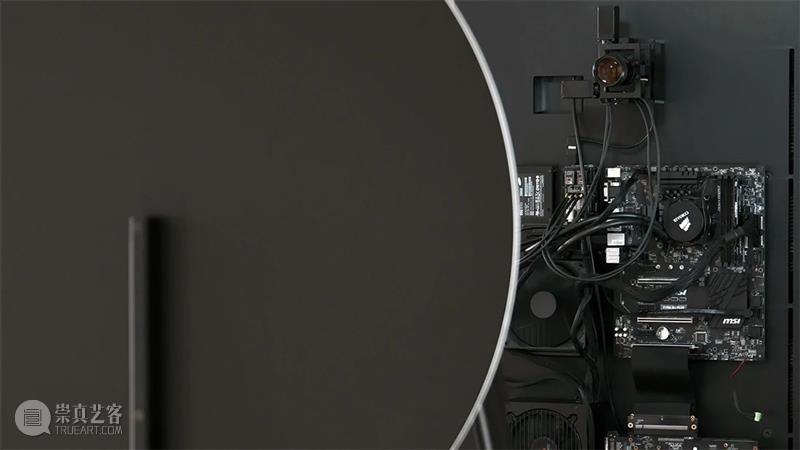 人工智能照镜子会看见什么? 视频资讯 不艾死机 崇真艺客