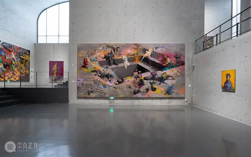 "LONG玩艺儿   闭幕倒计时3天,这个展览网友""请年假打卡、开心到模糊""  龙美术馆 年假 LONG 玩艺儿 网友 德国 艺术家 乔纳斯·博格特 亚洲 首场 美术 崇真艺客"