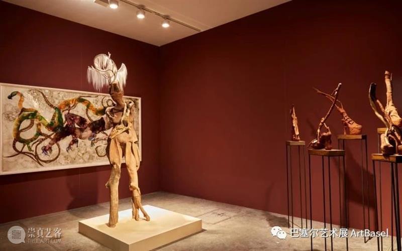 2021巴塞尔艺术展迈阿密海滩展会公布参展艺廊名单  巴塞尔艺术展 崇真艺客