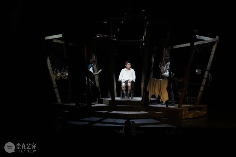"""4位演员,30+个角色?一部""""与我""""有关的莎翁简史!  国家大剧院 演员 莎翁 角色 简史 全世界 舞台 男男女女 下场 时候 莎士比亚 崇真艺客"""