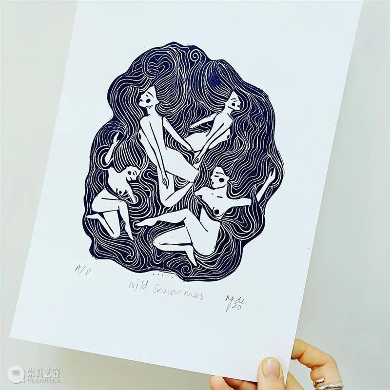 【印章】的艺术,如果感兴趣可以学哦,相对少见的表现形式 !  学美术,看▷ 印章 艺术 表现形式 END 崇真艺客