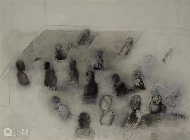 万一展览丨「人是个谜」弗里德里希·埃因霍夫个展  W.ONE SPACE 弗里德里希 埃因霍夫 个展 展期 地址 Venue 深圳市 南山区 海上世界 文化 崇真艺客