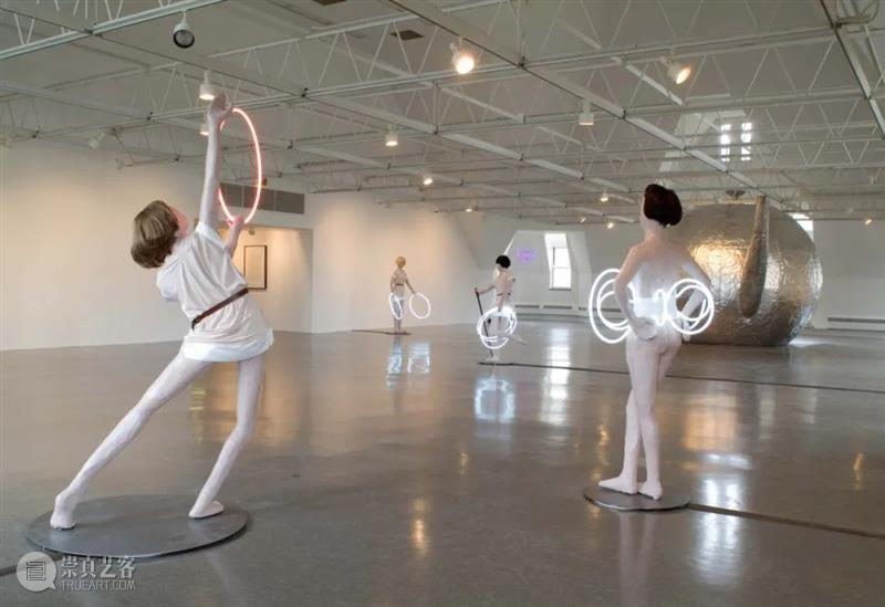 同行/末日芭蕾 | Mai-Thu Perret 视频资讯 Mai-Thu Perret Mai Perret 同行 末日 芭蕾 瑞士 艺术家 多学科 装置 雕塑 崇真艺客