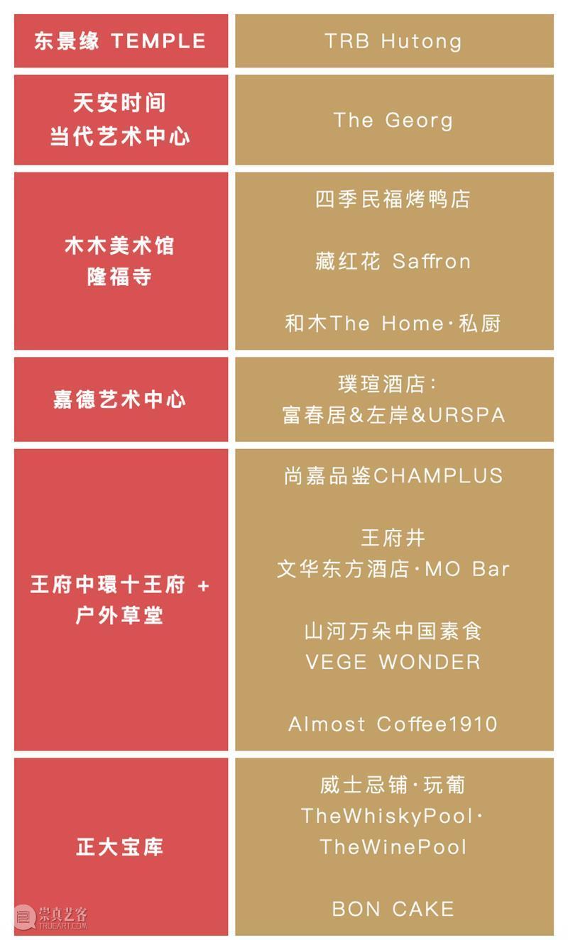 「访古探新·遛东逛西」——北京当代艺博会四条VIP行程路线  北京当代艺博会 崇真艺客