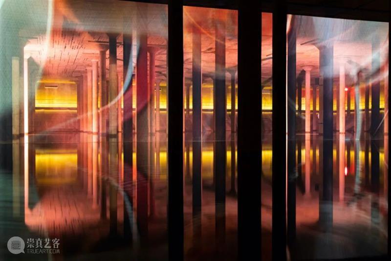 """在≈10000m²的空间制造""""全息""""幻境,拾起宇宙的一方记忆 视频资讯 Moji 空间 全息 幻境 宇宙 一方 记忆 数艺网 微信 交流群 数字 崇真艺客"""