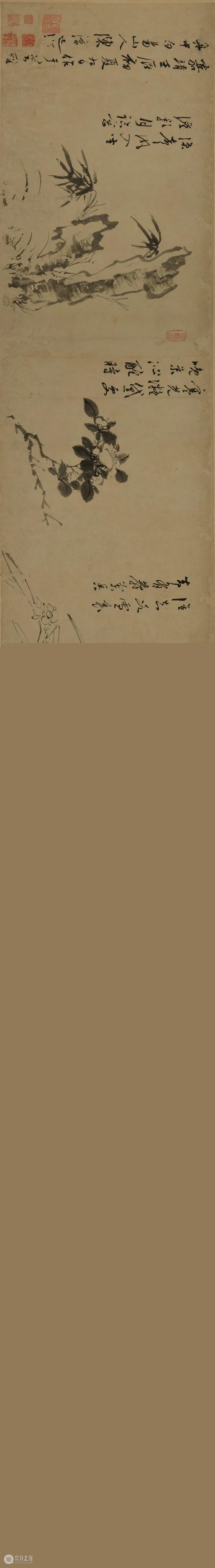 第一篇章 艺法古今 | 任伯年作品专题展 任伯年 作品 古今 艺法 专题展 中国 美术史 海派 画家 任熊 崇真艺客
