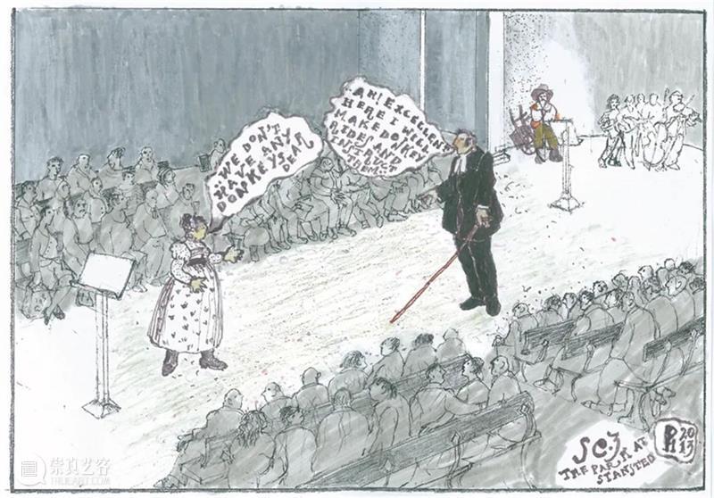英国戏剧界教母帕梅拉·霍华德作品展即将亮相中央戏剧学院 博文精选 CISD 英国 帕梅拉 霍华德 中央戏剧学院 作品展 戏剧界 教母 上方 中国舞台美术学会 右上 崇真艺客