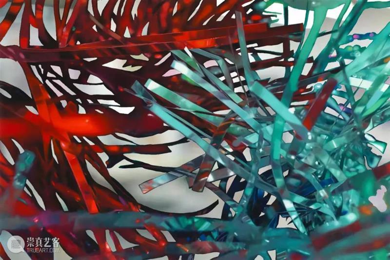 之空间新展预告 | 绿洲——熊莉钧个展 空间 绿洲 熊莉钧 个展 项目 负责人 尹丹 董虹霞 谢鹏 古鹏 崇真艺客