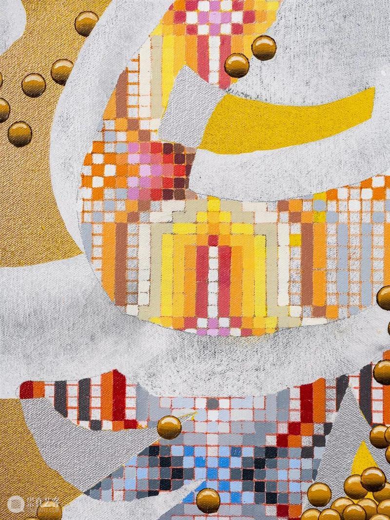关注 | 张月薇近期动态 张月薇 近期 动态 Today Centre 伦敦 策展人 拉夫 鲁戈夫 绘画 崇真艺客