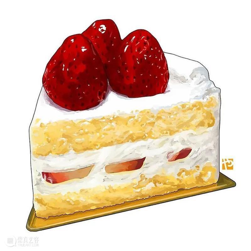 看起来超有食欲的美食插画 美食 食欲 插画 西雅图 插画师 itadaki yasu 作品 往期 好文 崇真艺客