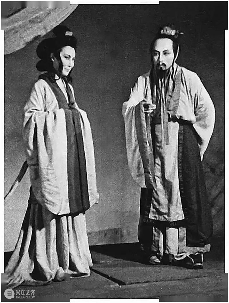 段丽 外形动作的探寻——以1943年中万《虎符》公演为中心的考察 崇真艺客