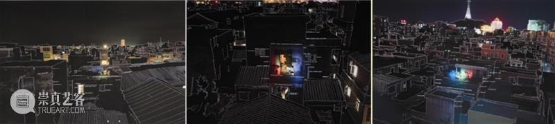 【GCA】《爱在明日世界终结时》艺术家推介丨第Ⅷ期  易连 艺术家 GCA 世界 上方 重庆 星汇 当代美术馆 gca 神话 单屏 崇真艺客