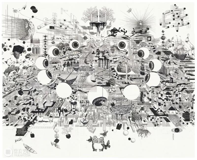 新展预告丨液态——2021上海当代艺术展 液态 上海 艺术展 新展预告丨 临港 当代美术馆 群展 国内外 当代 艺术家 崇真艺客