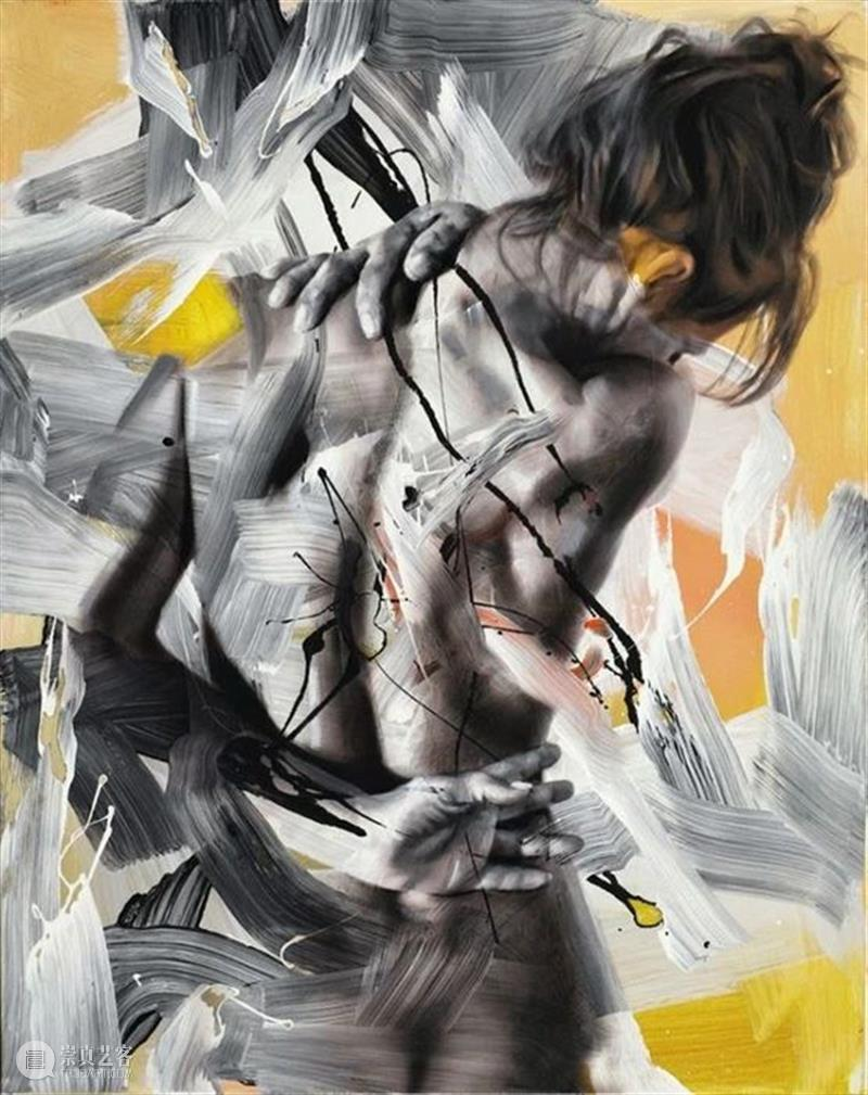 绘画丨艺术家Pierre Toffoletti涂鸦人像 艺术家 Pierre oletti 绘画 人像 上方 中国舞台美术学会 右上 星标 本文 崇真艺客