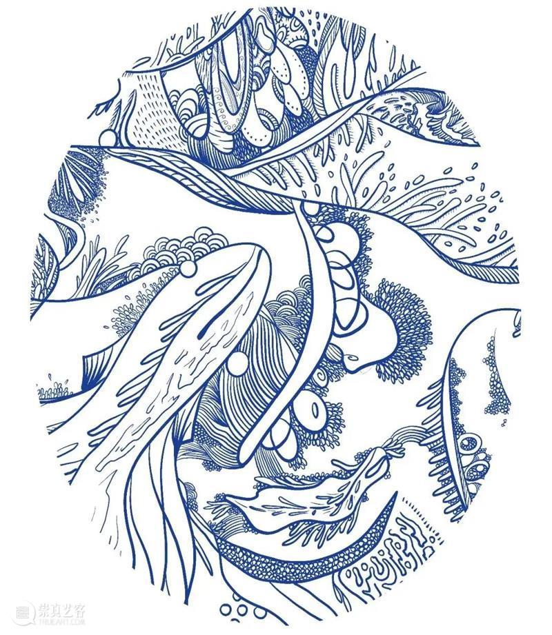 艺术上海【艺家说】   王嘉成:与万物对话,探寻生命的痕迹 王嘉成 生命 艺术上海 万物 痕迹 北冥有鱼 庄子 逍遥游 众人 熟语 崇真艺客