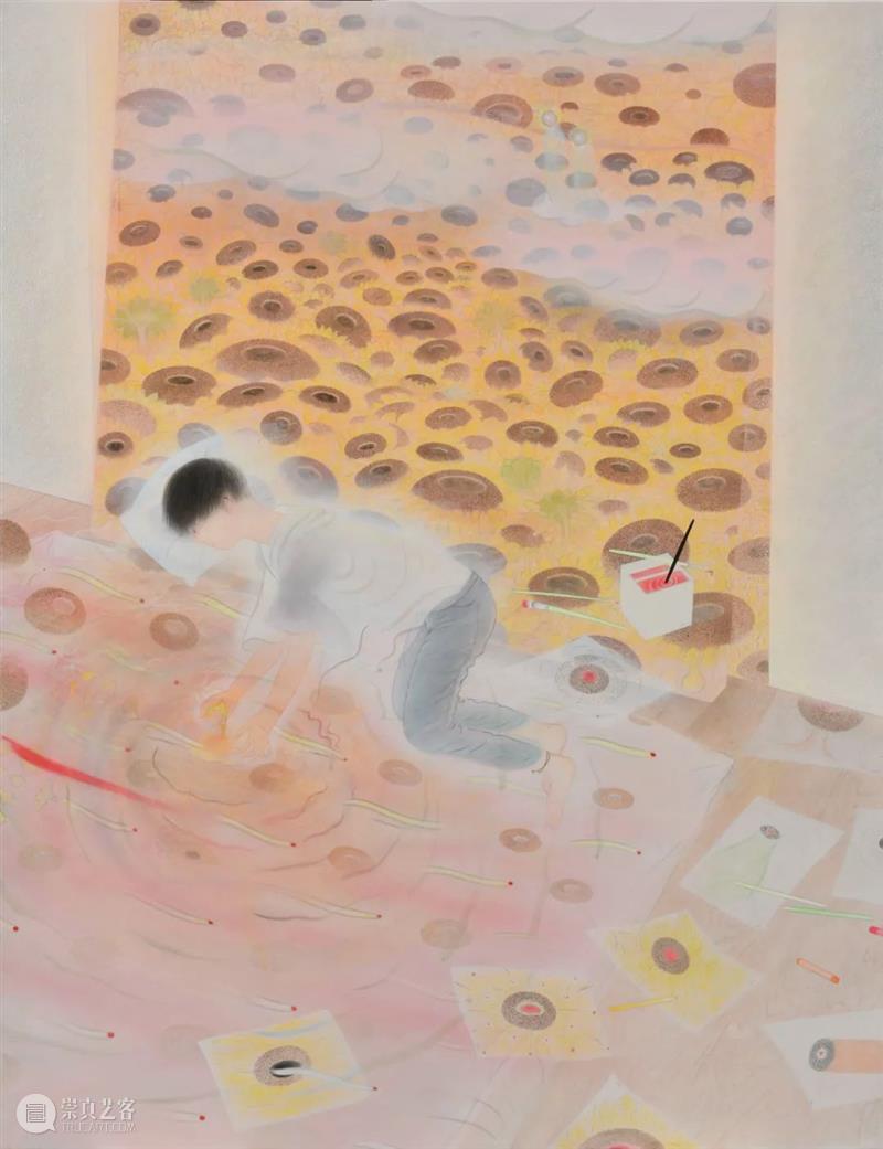 大田秀则画廊   北京当代艺术博览会   展位 1.22 北京 艺术 博览会 展位 大田 画廊 艺术家 草间弥生 Kusama 玛丽亚 崇真艺客