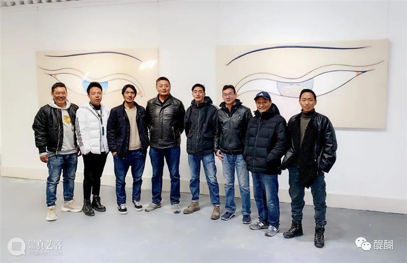 M50展览 | 「顶峰的预言家」西藏博存艺术 | 醍醐艺术空间 西藏 艺术 空间 顶峰 预言家 一段时间 如今 时代 背景 心灵 崇真艺客