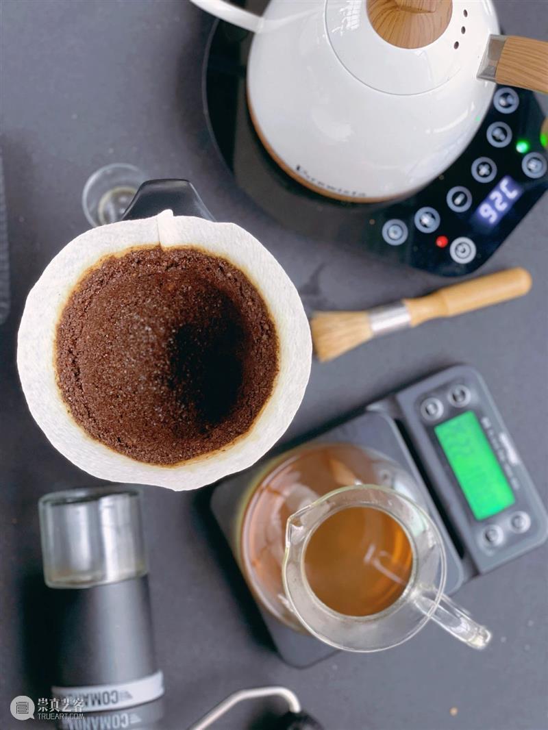 仅余3席   美术馆里的咖啡香 咖啡 美术馆 蒹葭 秋色 雁南 深秋 此时 暖阳 手冲咖啡 关键 崇真艺客