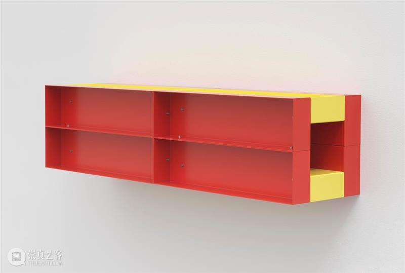 高古轩香港Donald Judd个展将于10月19日开幕 Donald 高古轩 香港 个展 Judd Untitled aluminum inches ARS York 崇真艺客