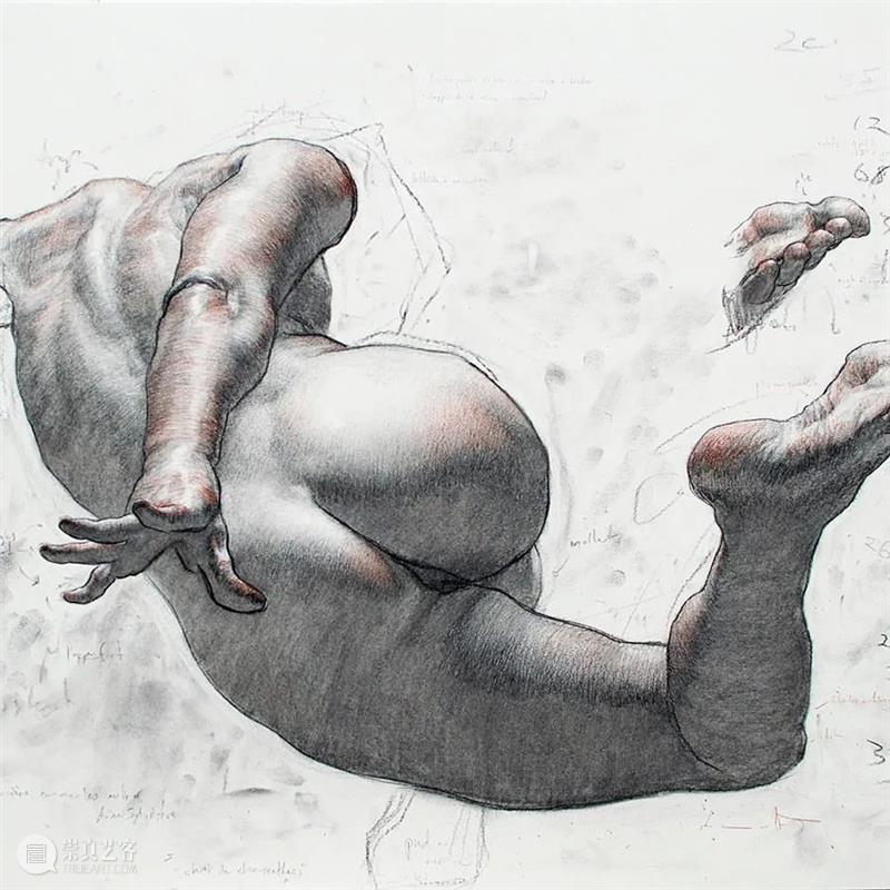 他的作品肌肉感太强了吧,这种扎实的感觉真赞 ! 作品 肌肉感 感觉 END 崇真艺客