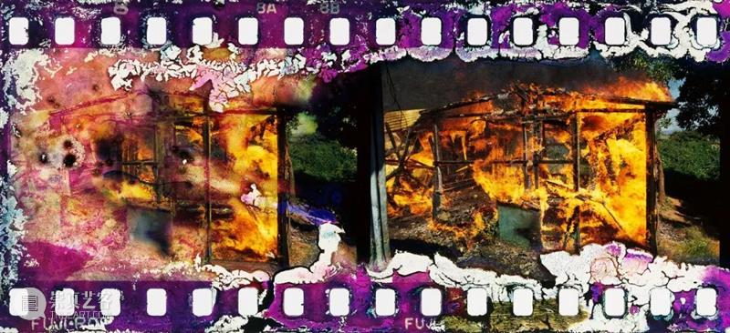 SCôP Exhibition | 基甸·孟德尔:被腐蚀的底片与模糊的记忆 基甸 孟德尔 底片 记忆 摄影师 Gideon Mendel 家乡 南非 伦敦 崇真艺客