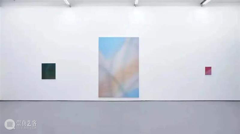 两端之间:万杨的绘画  杨紫 之间 两端 万杨新 颜料盒 横截面 网格 纱窗 深度 孔洞 油画颜料 崇真艺客