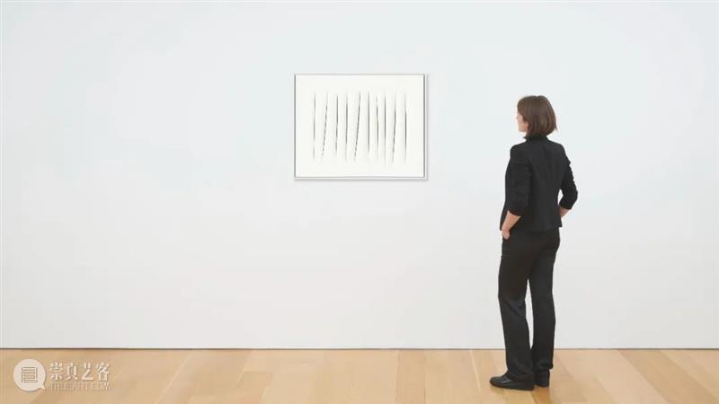 """封塔纳""""空间概念""""系列慑人白色作品将亮相伦敦二十及二十一世纪艺术晚间拍卖 伦敦 艺术 系列 塔纳 空间 概念 白色 作品 佳士得 佳作 崇真艺客"""