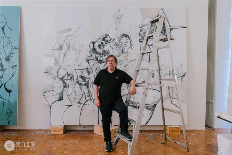 展览现场:乔治·康多「无名真理的志向」@豪瑟沃斯伦敦 豪瑟 沃斯 伦敦 乔治 康多 真理 志向 现场 画廊 空间 崇真艺客