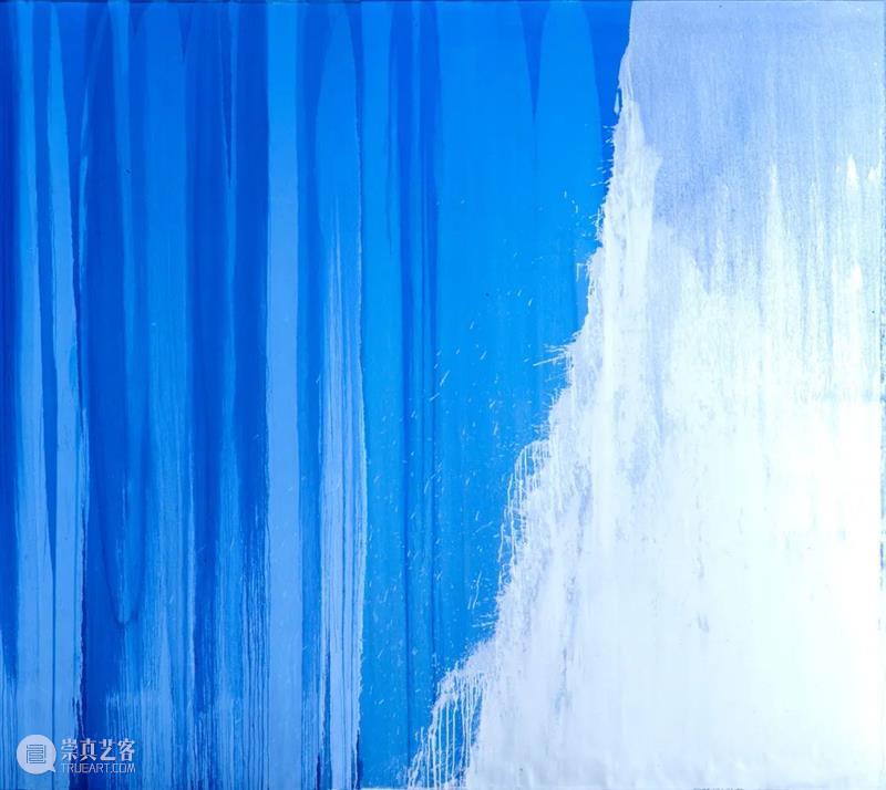 Upcoming   Pat Steir Steir Upcoming Exhibition October January West Bund Xuhui gesture theory 崇真艺客