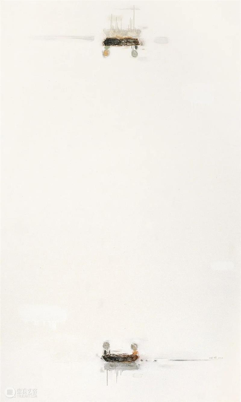 范迪安:从轻着力 任运自成——陈淑霞的油画艺术 陈淑霞 艺术 油画 范迪安 武汉 湖北美术馆 时间 地点 展厅 湖北美术馆一楼 崇真艺客
