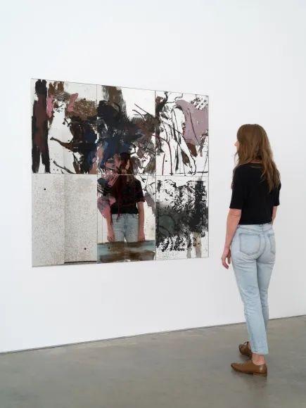 同行/在每张图片之下,总会有另一张图片 | Nick Mauss Mauss 同行 图片 生活 工作 纽约 绘画 多学科 媒介 尺度 崇真艺客