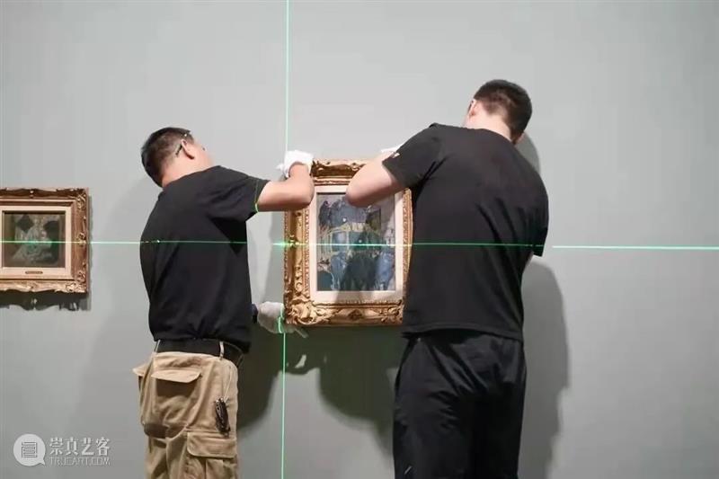 先睹为快   探秘法国展开箱布展现场,10月16日等你来打卡! 法国 现场 莫奈 博纳尔 马蒂斯 现代 艺术 大展 上海东一美术馆 公众 崇真艺客