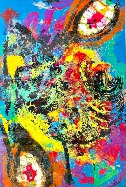 赛麟推介 | 初劭玮谈创作 赛麟 初劭玮 过程 路上 材料 可能性 油画布 语言 系统 系列 崇真艺客